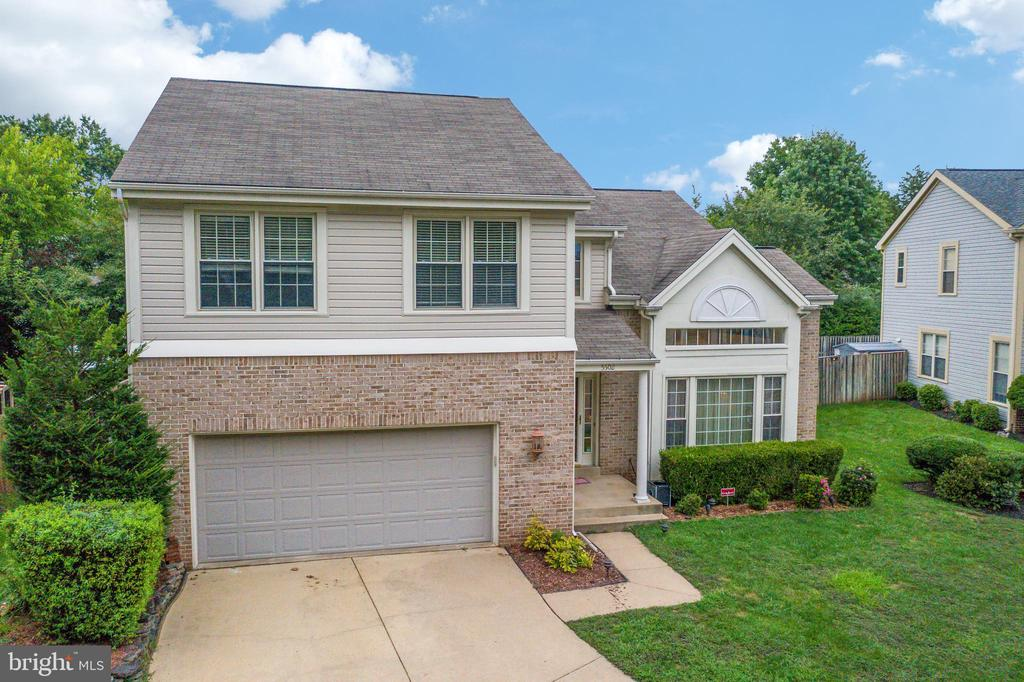 End of Culdesac - 5502 VILLAGE CENTER DR, CENTREVILLE