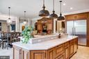 The Che'f Kitchen boasts two dishwashers - 17814 RUNNING COLT PL, LEESBURG