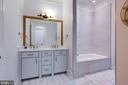 Bedroom 2 Private Bathroom - 17814 RUNNING COLT PL, LEESBURG