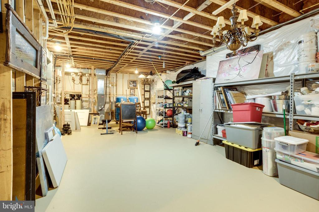 Storage Space (prev. used as in-home gym) - 17814 RUNNING COLT PL, LEESBURG