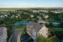 Amazing views from the windows - 18504 PINEVIEW SQ, LEESBURG
