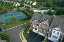 Near Spring Lakes tennis courts & pool - 18504 PINEVIEW SQ, LEESBURG