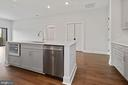 Kitchen - 44691 WELLFLEET DR #407, ASHBURN