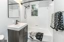 Updated bath - 1903 KEY BLVD #11545, ARLINGTON