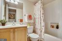 Tub Shower Combo! - 1001 N RANDOLPH ST #417, ARLINGTON