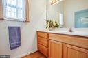 Master bath sink are - 11717 COLLINWOOD CT, FREDERICKSBURG