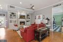 Family Room - 20370 PLAINFIELD ST, ASHBURN