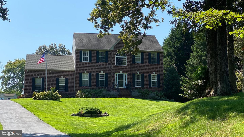 Single Family Homes pour l Vente à Huntingtown, Maryland 20639 États-Unis