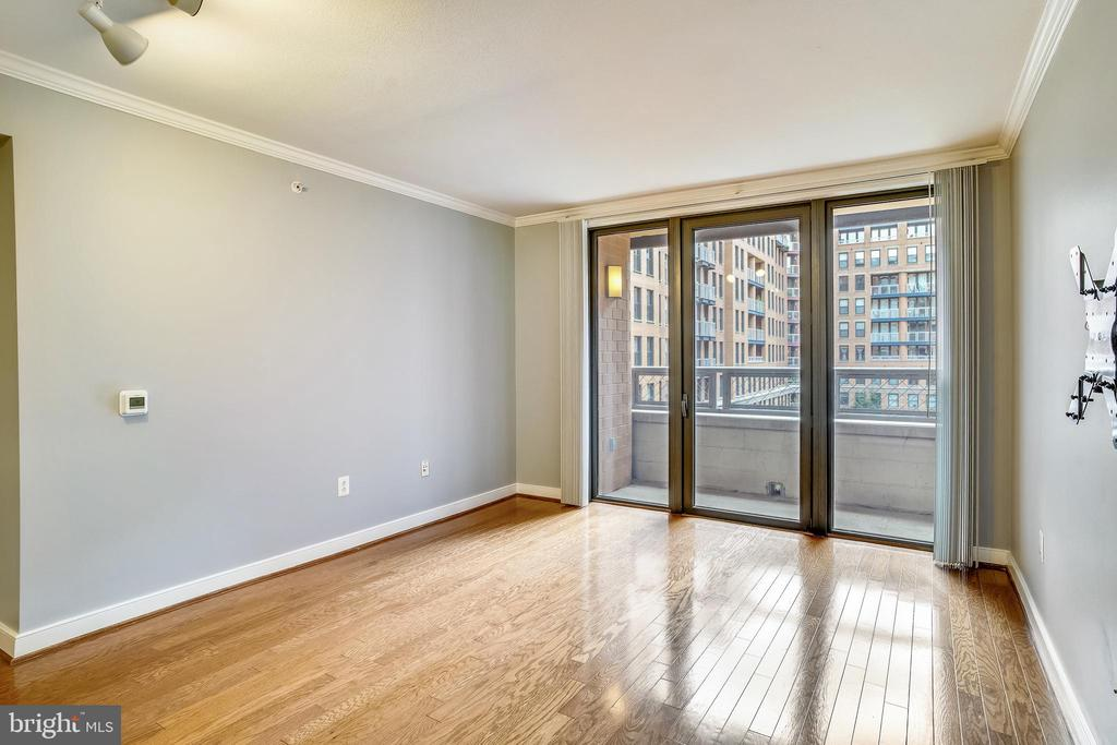 Living Room Area - 616 E ST NW #602, WASHINGTON