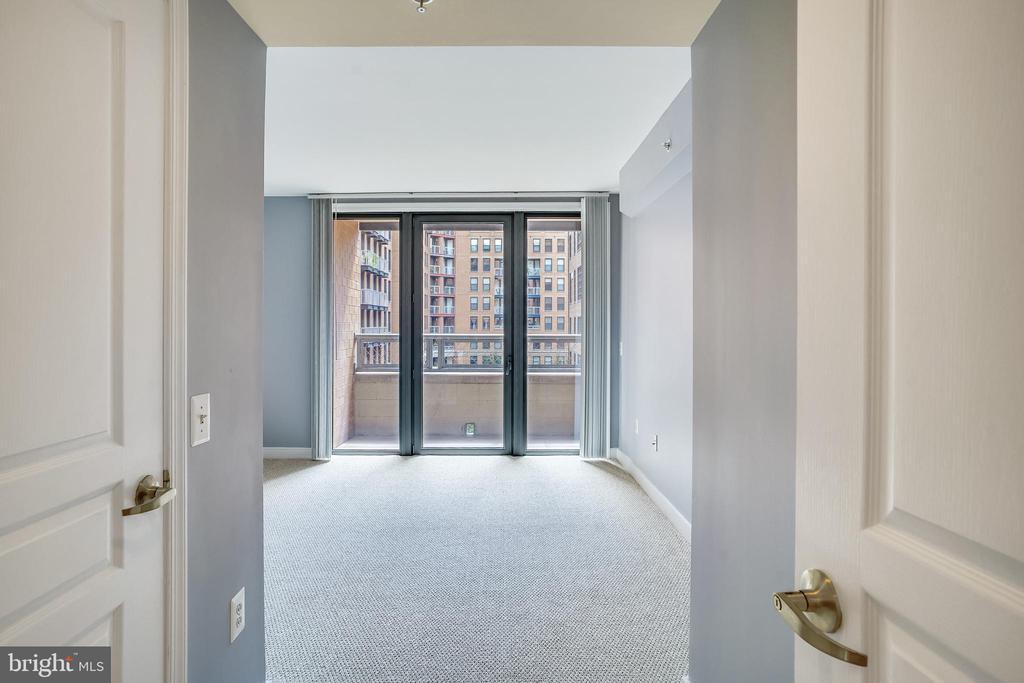 Entrance to Bedroom - 616 E ST NW #602, WASHINGTON