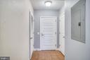 Entrance - 616 E ST NW #602, WASHINGTON