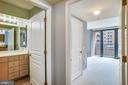 Master Bath & Bedroom - 616 E ST NW #602, WASHINGTON