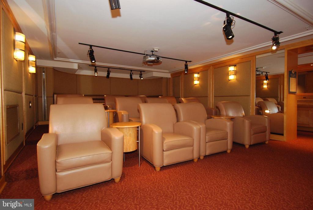 Movie Theater - 616 E ST NW #602, WASHINGTON