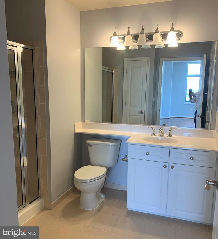 2nd Bathroom - 11700 OLD GEORGETOWN RD #810, NORTH BETHESDA
