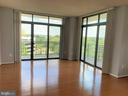 Floor to ceiling glass on the north and east side - 11700 OLD GEORGETOWN RD #810, NORTH BETHESDA