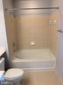 Primary bathroom - 11700 OLD GEORGETOWN RD #810, NORTH BETHESDA