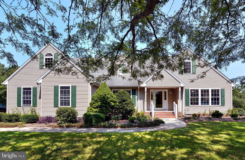 Single Family Homes pour l Vente à East New Market, Maryland 21631 États-Unis