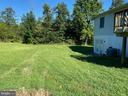 Back Yard - 5334 DICKERSON RD, PARTLOW