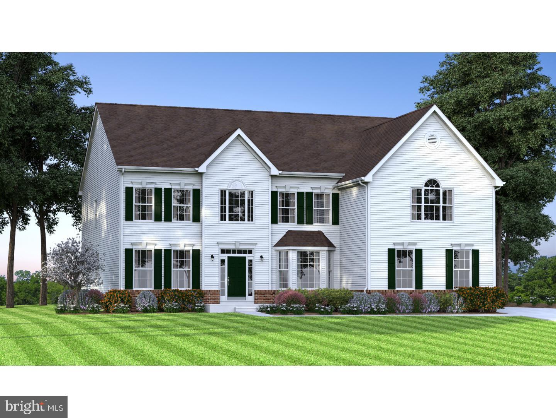 Single Family Homes för Försäljning vid Smyrna, Delaware 19977 Förenta staterna