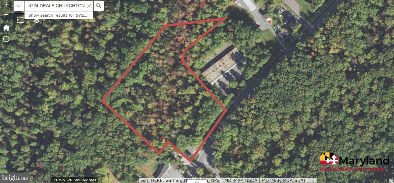 土地 為 出售 在 Deale, 馬里蘭州 20751 美國