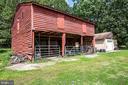 Machine shed - 50 CEDAR OAKS LN, FREDERICKSBURG