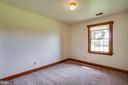 Bedroom - brand  new carpet - 50 CEDAR OAKS LN, FREDERICKSBURG