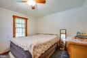 Main-level bedroom - 50 CEDAR OAKS LN, FREDERICKSBURG