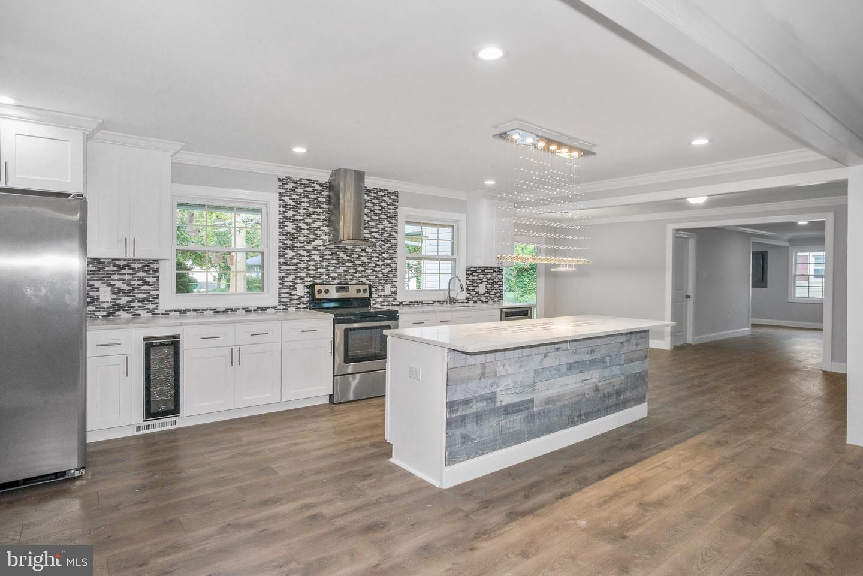 Single Family Homes para Venda às Willingboro Township, Nova Jersey 08046 Estados Unidos