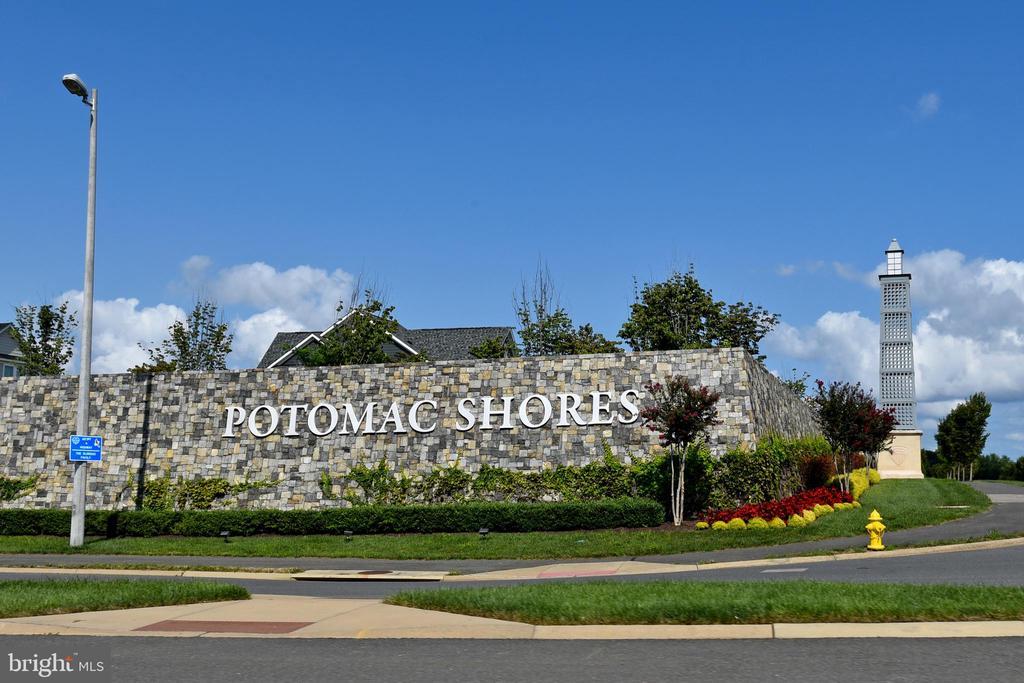 Potomac Shores Community - 2522 SWEET CLOVER CT, DUMFRIES