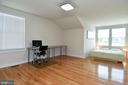 Large Loft Bedroom, Cat6 Ethernet/dedicated outlet - 2522 SWEET CLOVER CT, DUMFRIES