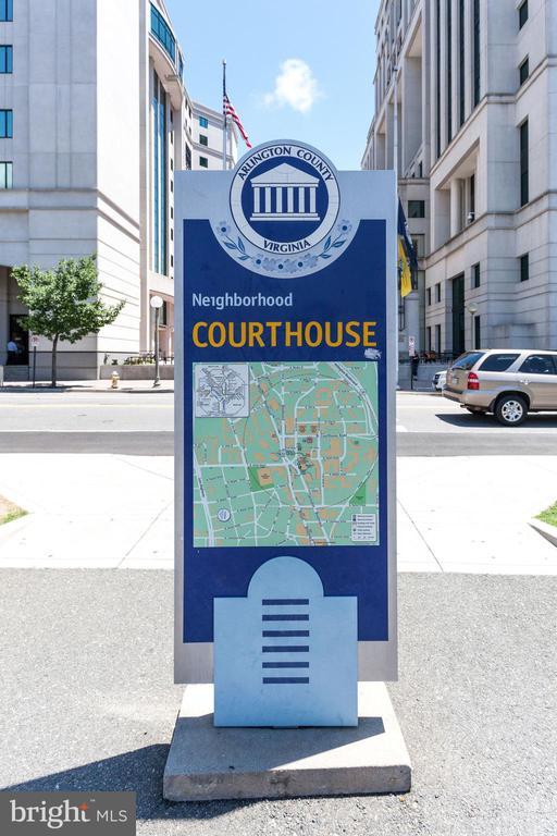 Courthouse Neighborhood - 1418 N RHODES ST #B414, ARLINGTON