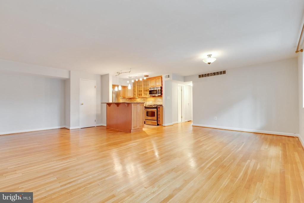 Spacious Open Floor Plan - 2016 N ADAMS ST #206, ARLINGTON