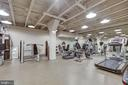 Fitness Center - 2016 N ADAMS ST #206, ARLINGTON