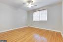 Secondary Bedroom - 2016 N ADAMS ST #206, ARLINGTON