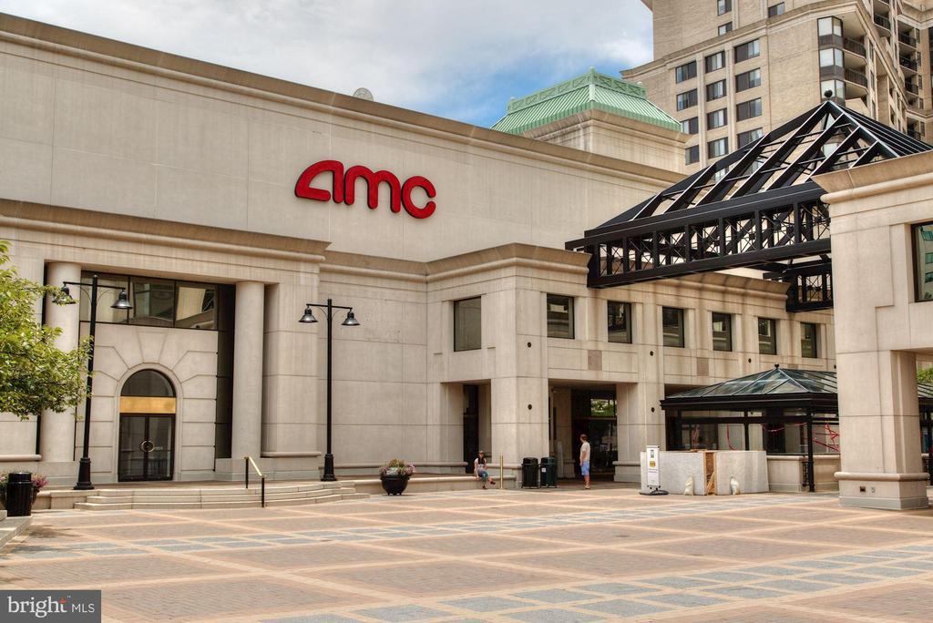 Movie theater... - 1801 KEY BLVD #10-506, ARLINGTON