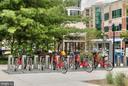 And Capital Bikeshare. - 1801 KEY BLVD #10-506, ARLINGTON