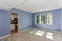 The home has a southern exposure which... - 1801 KEY BLVD #10-506, ARLINGTON