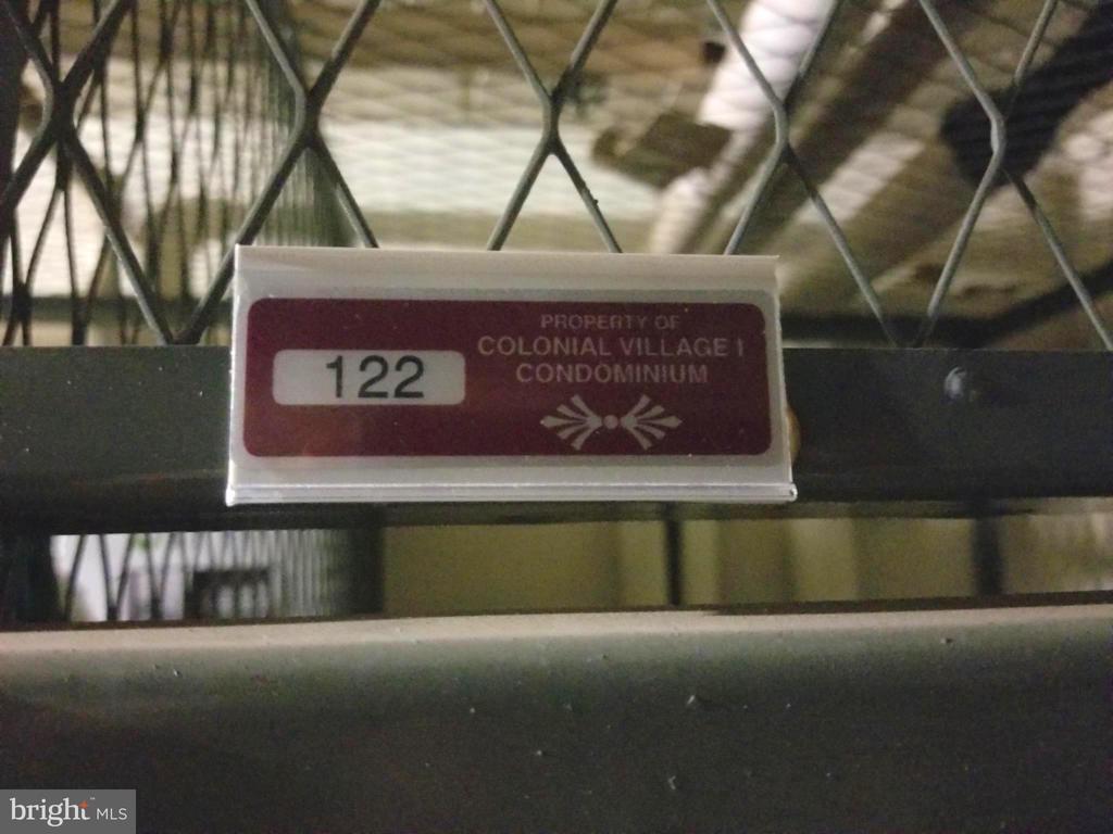 Unit 122 to be exact... - 1801 KEY BLVD #10-506, ARLINGTON