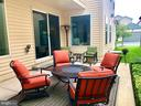 OPPOSITE VIEW OF THE PATIO - 44533 NEPONSET ST, ASHBURN