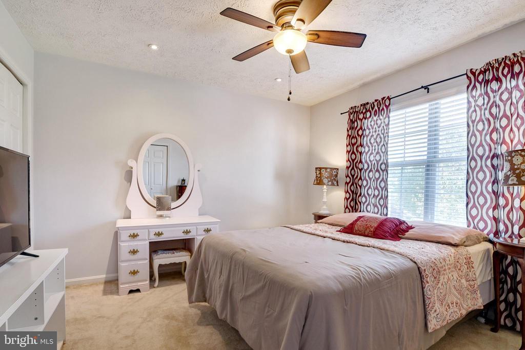 Master Bedroom - 8510 GENERAL WAY, MANASSAS PARK