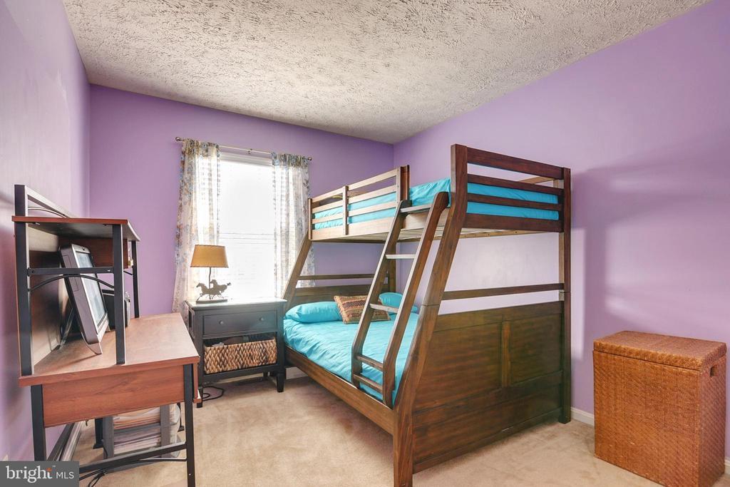 Beedroom 2 upstairs - 8510 GENERAL WAY, MANASSAS PARK