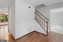 Foyer - 6244 COVERED BRIDGE RD, BURKE