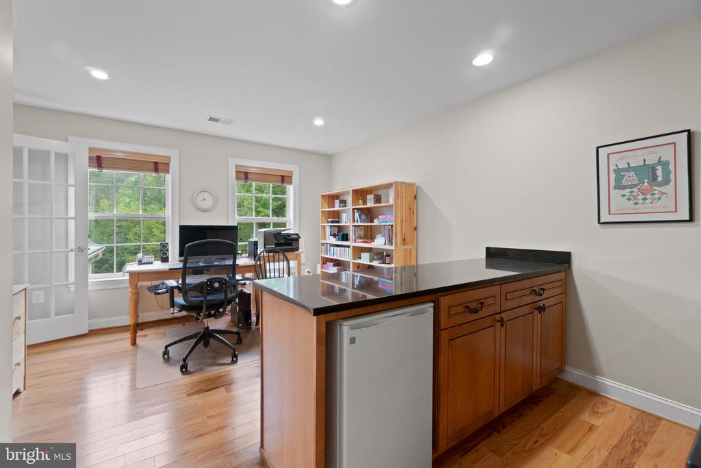 UPPER MASTER SUITE OFFICE - 108 HIGH RIDGE DR, STAFFORD