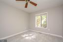 3rd Bedroom with Brand New Carpet - 12984 PINTAIL RD, WOODBRIDGE