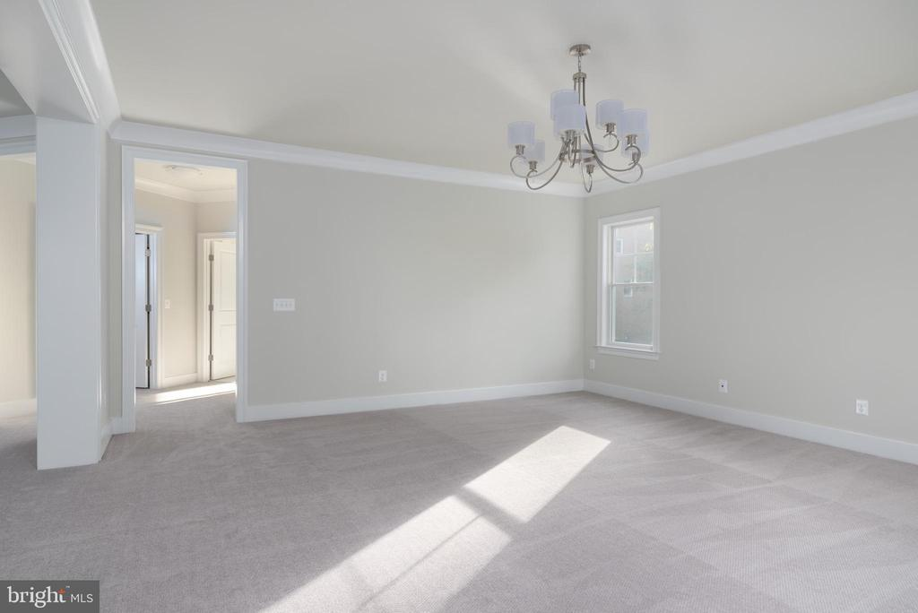 MASTER SUITE - 601 MARSHALL RD SW #LOT 2, VIENNA