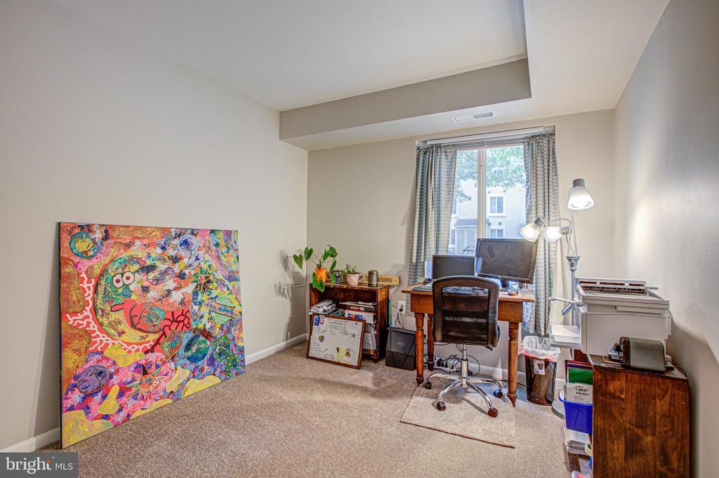 Second Bedroom - 10340 REIN COMMONS CT #D, BURKE
