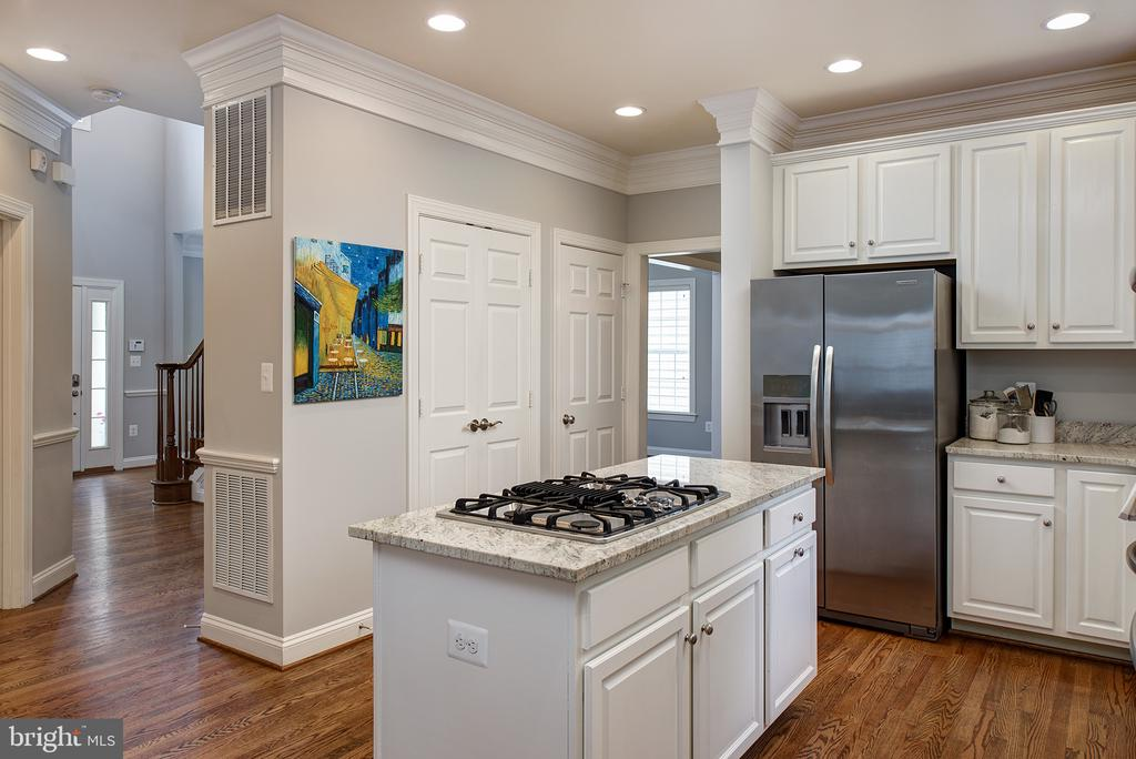 Gas Cooking, and Double Pantry - 21144 WALKLEY HILL PL, ASHBURN