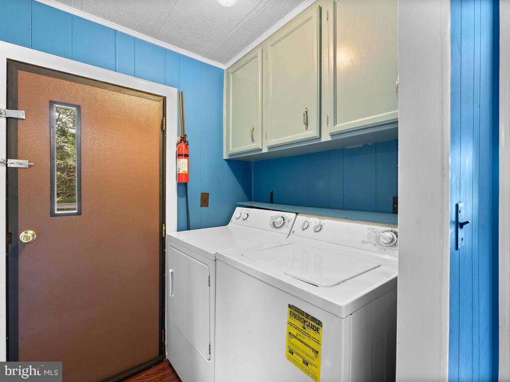 Laundry Area - 7805 W HILL RD, MOUNT AIRY