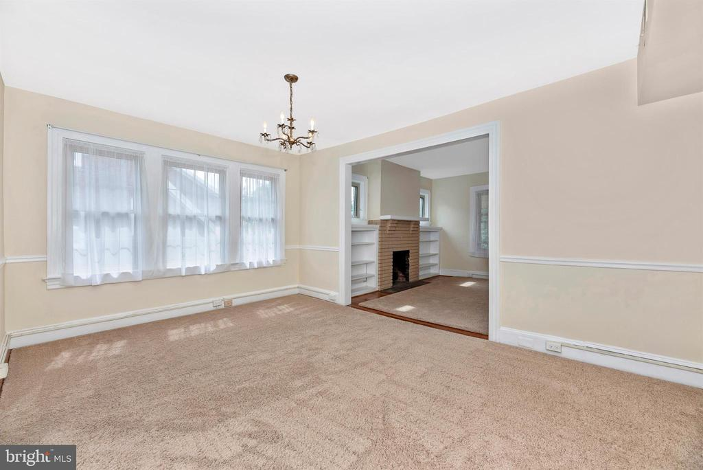 2nd Floor Apartment-Dining Room - 316 W COLLEGE TER, FREDERICK