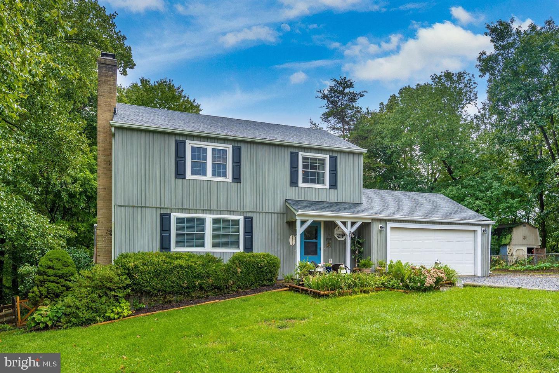 Single Family Homes pour l Vente à Ijamsville, Maryland 21754 États-Unis